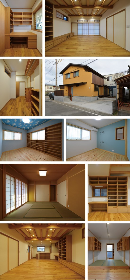 原の家(岡村邸)竣工写真