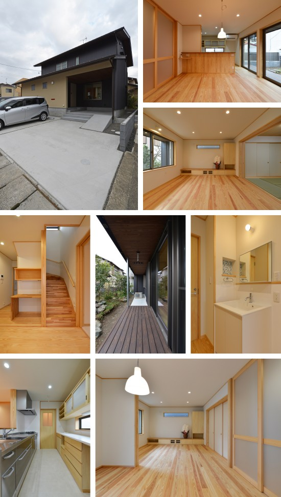 山崎の家(副島邸)施工事例